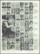 1982 Wheaton - Warrenville South High School Yearbook Page 106 & 107