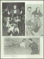 1982 Wheaton - Warrenville South High School Yearbook Page 134 & 135