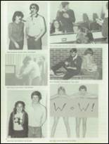 1982 Wheaton - Warrenville South High School Yearbook Page 136 & 137