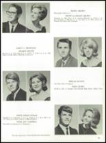1965 Olathe High School Yearbook Page 16 & 17