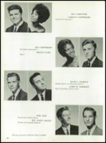 1965 Olathe High School Yearbook Page 18 & 19