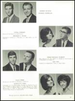 1965 Olathe High School Yearbook Page 20 & 21