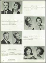 1965 Olathe High School Yearbook Page 22 & 23