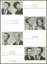 1965 Olathe High School Yearbook Page 24 & 25