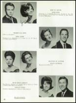 1965 Olathe High School Yearbook Page 26 & 27