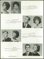 1965 Olathe High School Yearbook Page 28 & 29