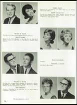 1965 Olathe High School Yearbook Page 30 & 31