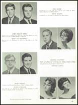 1965 Olathe High School Yearbook Page 32 & 33