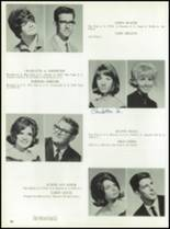 1965 Olathe High School Yearbook Page 34 & 35