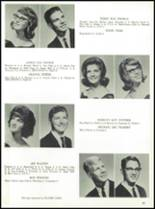 1965 Olathe High School Yearbook Page 36 & 37