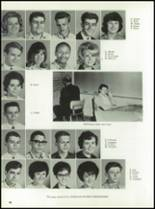 1965 Olathe High School Yearbook Page 44 & 45