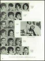 1965 Olathe High School Yearbook Page 50 & 51