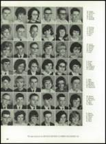 1965 Olathe High School Yearbook Page 54 & 55
