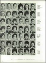 1965 Olathe High School Yearbook Page 56 & 57
