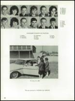 1965 Olathe High School Yearbook Page 58 & 59