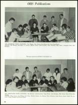 1965 Olathe High School Yearbook Page 60 & 61