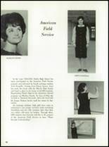 1965 Olathe High School Yearbook Page 62 & 63