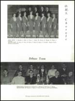 1965 Olathe High School Yearbook Page 64 & 65