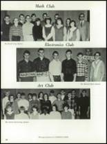 1965 Olathe High School Yearbook Page 68 & 69