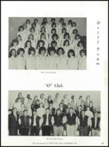 1965 Olathe High School Yearbook Page 70 & 71