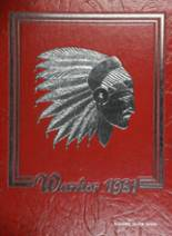 1981 Yearbook East Bay High School