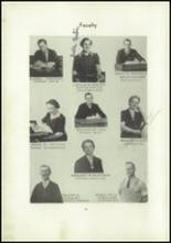 1940 West Valley High School Yearbook Page 22 & 23