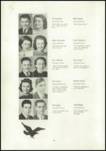 1940 West Valley High School Yearbook Page 28 & 29