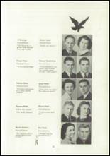 1940 West Valley High School Yearbook Page 32 & 33
