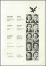 1940 West Valley High School Yearbook Page 36 & 37
