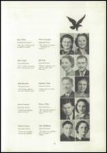 1940 West Valley High School Yearbook Page 38 & 39