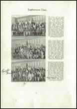 1940 West Valley High School Yearbook Page 52 & 53