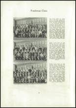 1940 West Valley High School Yearbook Page 54 & 55
