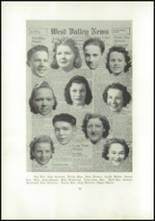 1940 West Valley High School Yearbook Page 76 & 77