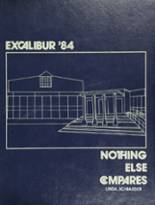 1984 Yearbook Memorial High School