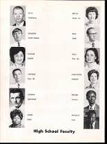 1971 Fenton High School Yearbook Page 10 & 11