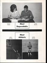 1971 Fenton High School Yearbook Page 58 & 59