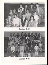 1971 Fenton High School Yearbook Page 66 & 67