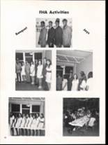 1971 Fenton High School Yearbook Page 74 & 75