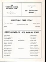 1971 Fenton High School Yearbook Page 94 & 95