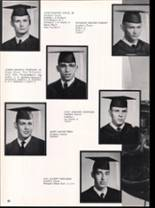 1971 Fenton High School Yearbook Page 132 & 133