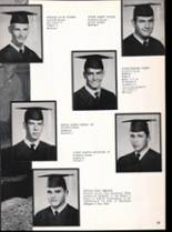 1971 Fenton High School Yearbook Page 134 & 135