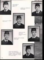 1971 Fenton High School Yearbook Page 136 & 137