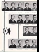 1971 Fenton High School Yearbook Page 154 & 155