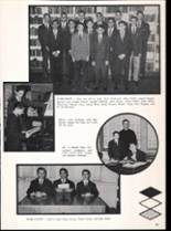 1971 Fenton High School Yearbook Page 182 & 183