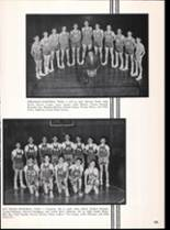 1971 Fenton High School Yearbook Page 216 & 217