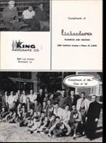 1971 Fenton High School Yearbook Page 282 & 283