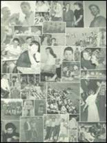 1959 Almont High School Yearbook Page 20 & 21