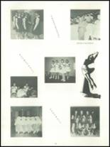 1959 Almont High School Yearbook Page 26 & 27