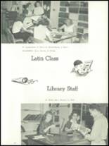 1959 Almont High School Yearbook Page 30 & 31