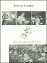 1959 Almont High School Yearbook Page 32 & 33